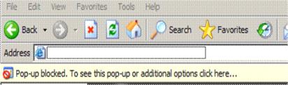 Pop-up blocked. To see this pop-up or additional options click here...